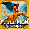 Pixelmon HeartGold Edition: Hunter Survival Mini Block Game with Multiplayer