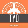 Tokyo Travel Guide with Offline City Street and Metro Maps