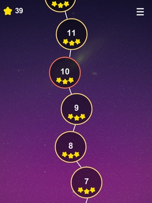 Screenshot Orbito on iPad
