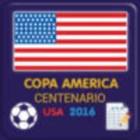 Copa America Centenario Table