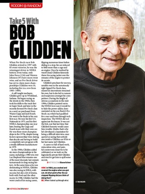 Screenshot Hot Rod Magazine on iPad