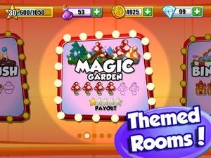 Screenshot Bingo PartyLand on iPad