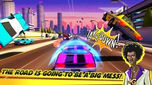Screenshot Adrenaline Rush Miami Drive on iPhone
