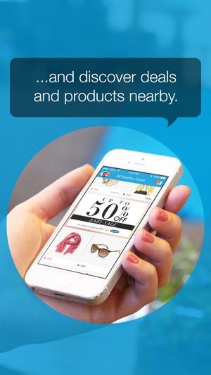 Screenshot Shopkick on iPhone