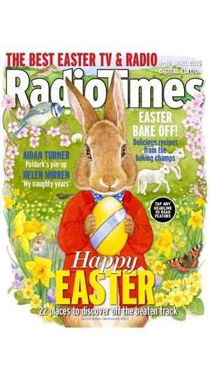 Screenshot Radio Times Magazine – the UK's best on iPhone