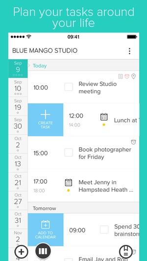 Screenshot Gneo on iPhone