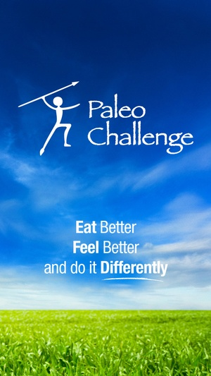 Screenshot Paleo Challenge on iPhone