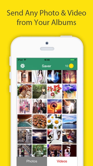 Screenshot SnapSaver Free on iPhone