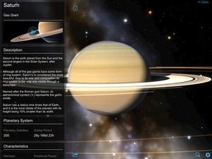 Screenshot Star Chart Infinite on iPad