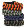 Paracord Styling: Ultimate Video Tutorials For Survival Bracelets, Watch Band, Knots, Learn How To Make Paracord easy with Para
