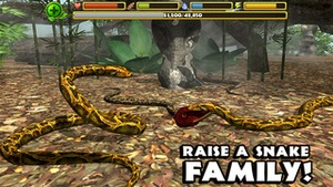Screenshot Snake Simulator on iPhone