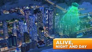 Screenshot SimCity BuildIt on iPhone