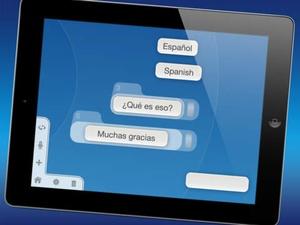 Screenshot Nemo Spanish on iPad