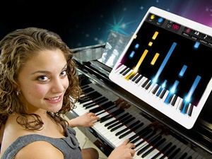 Screenshot Piano Tutorial for Popular Songs by OnlinePianist on iPad