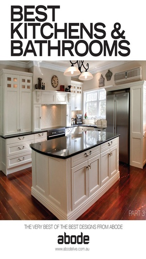 Screenshot Best Kitchens and Bathrooms on iPhone