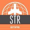 Stuttgart Travel Guide with Offline City Street Maps