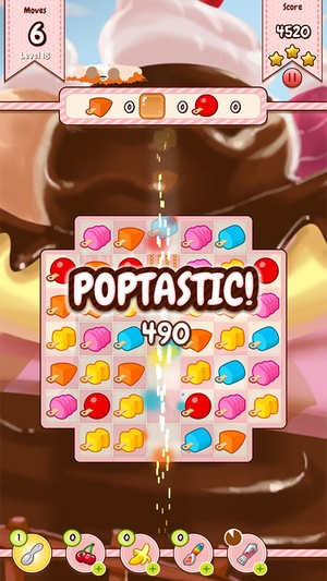 Screenshot Puzzle Pop Paradise on iPhone