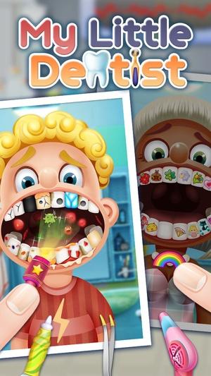 Screenshot Little Dentist on iPhone