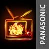 Fireplace for Panasonic Smart TV