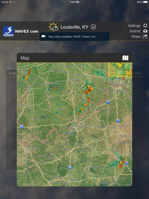 WAVE 3 Louisville Weather app downloads & alternatives