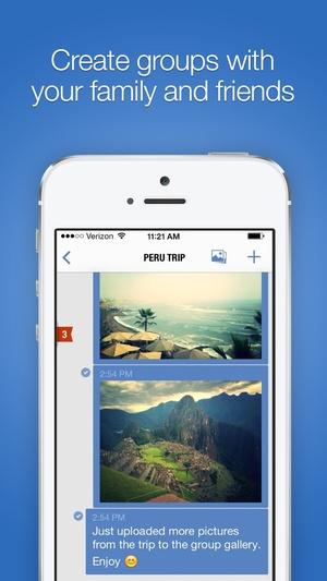 Screenshot imo on iPhone