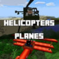 Planes Mod for Minecraft PC Edition
