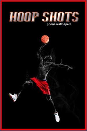 Screenshot Basketball Wallpapers on iPhone