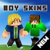 Best New Boy Skins for Minecraft PE Free