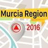 Murcia Region Offline Map Navigator and Guide