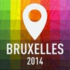 Offline Map Brussels