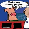 Funny Pages To Go
