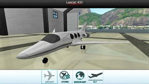 Screenshot FLIGHT SIMULATOR XTreme on iPhone