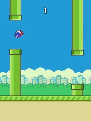 Screenshot Impossible Flappy on iPad