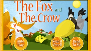 Screenshot The Fox and The Crow on iPhone