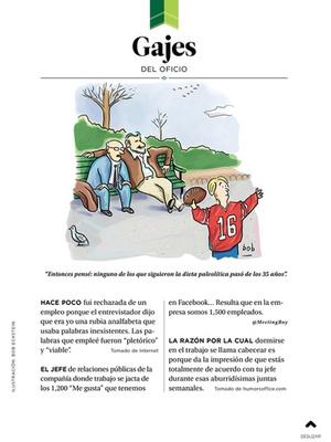 Screenshot Revista Selecciones en español on iPad