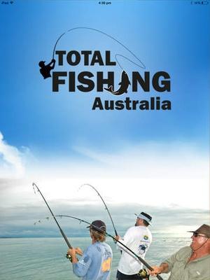 Screenshot Total Fishing Australia on iPad