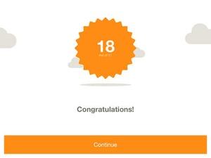 Screenshot Learn German with Babbel on iPad