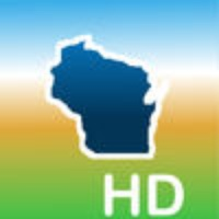 Aqua Map Wisconsin HD