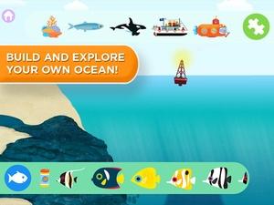 Screenshot MarcoPolo Ocean on iPad