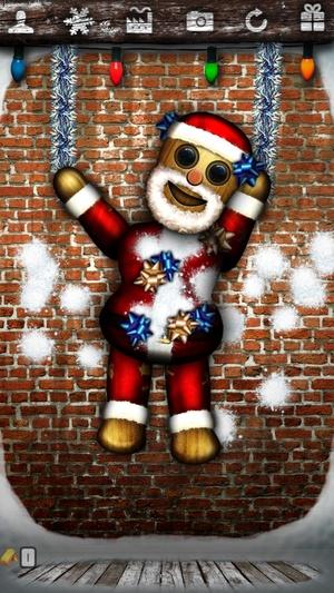 Screenshot Santa Dude on iPhone
