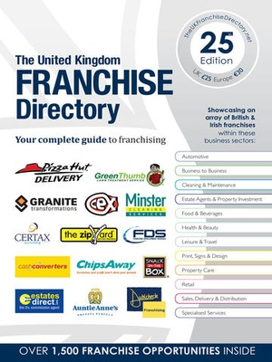 Screenshot The UK Franchise Directory on iPad