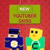 PE New Youtuber Skins for Minecraft Game