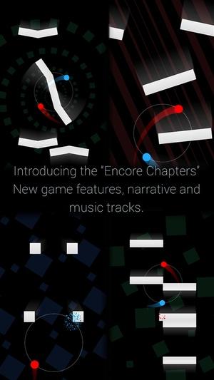 Screenshot Duet Game on iPhone