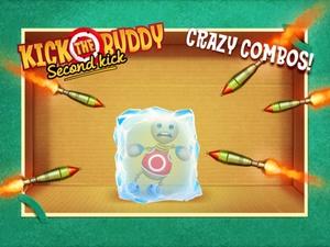 Screenshot Kick the Buddy: Second Kick Free on iPad
