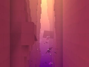 Screenshot Smash Hit on iPad