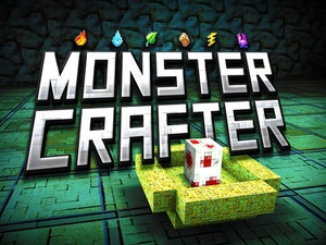 Screenshot MonsterCrafter on iPad