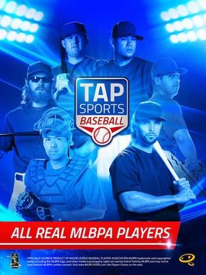 Screenshot Tap Sports Baseball on iPad