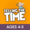 Telling the Time Ages 4