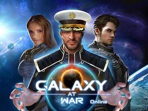 Screenshot Galaxy At War Online on iPad