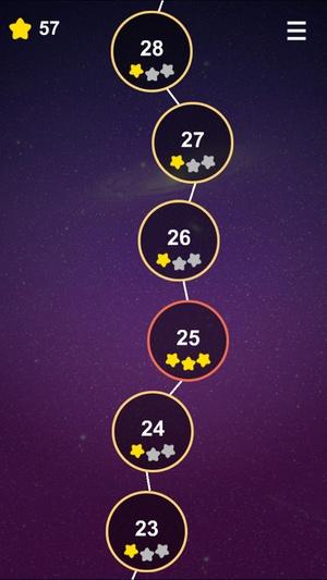 Screenshot Orbito on iPhone
